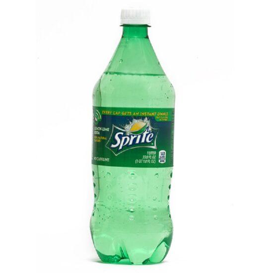 Sprite 1 liter 12ct