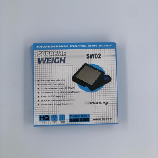 Supreme Weigh SW02
