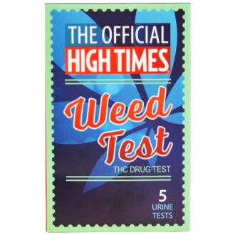 THE OFFICIAL HIGH TIMES WEED TEST 3 OZ