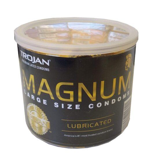 Trojan Magnum in a Jar 45ct