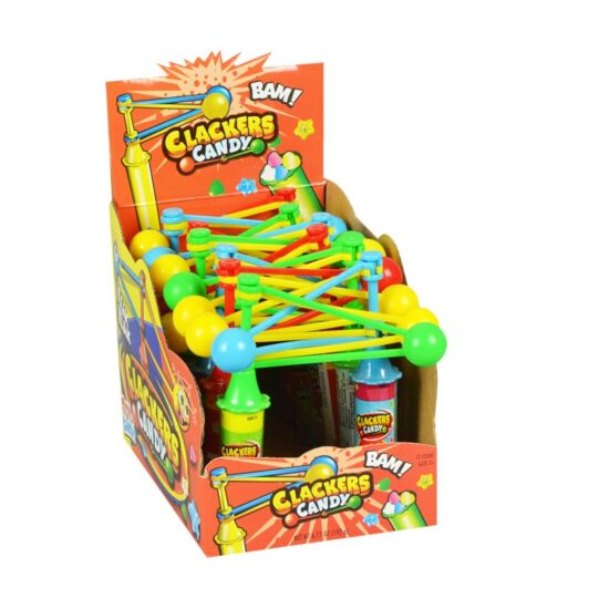Clackers Toy & Candy 12ct