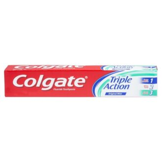 Colgate Toothpaste Triple Action 2.5oz 6ct
