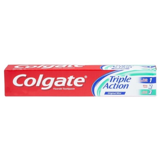 Colgate Toothpaste Triple Action 2.5oz 6ct
