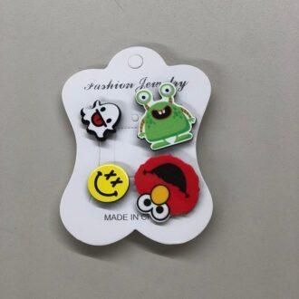 Cute Pins 4ct