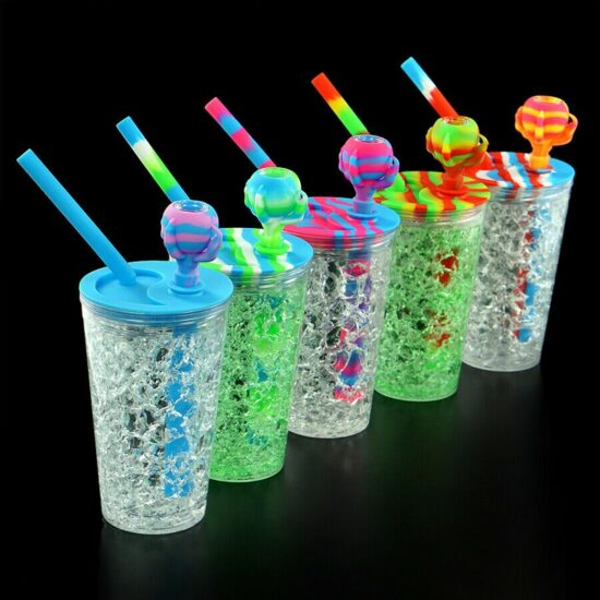 Freeze Cup Water Pipe
