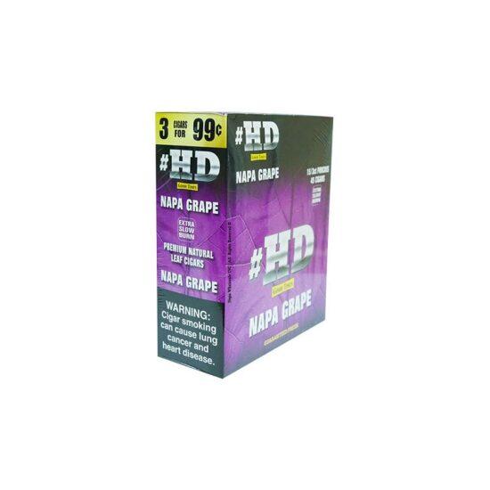 HD 3 For 99 NAPA GRAPE 15-3ct