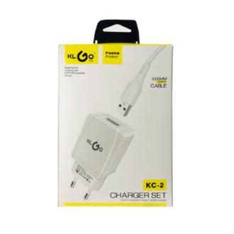 Klgo Travel Charger Kc-05