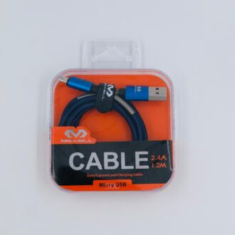Miccell 2.4A 1.2M Micro Cable