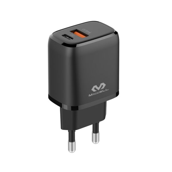 Miccell Qc3.0 1usb Home Charger Android