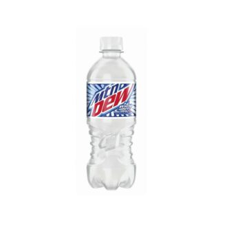 Mtn Dew White Out 20oz 24ct
