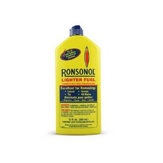 Ronson Lighter Fuel 12oz/12ct