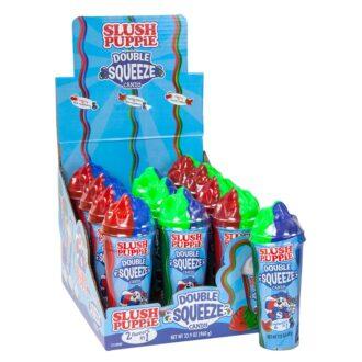 Slush Puppie Double Squeeze Candy 12ct