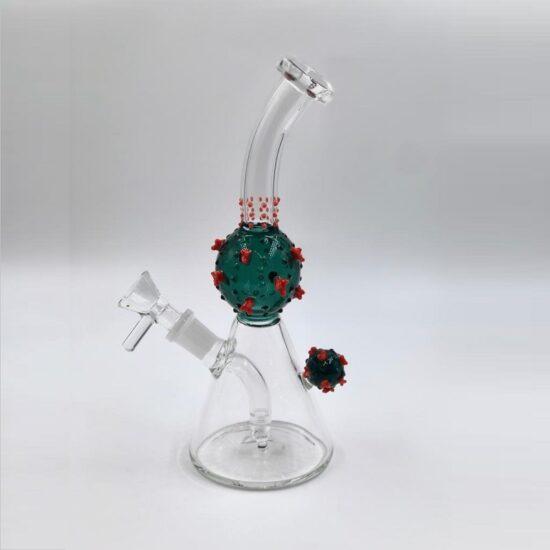 Virus Design Water Pipe