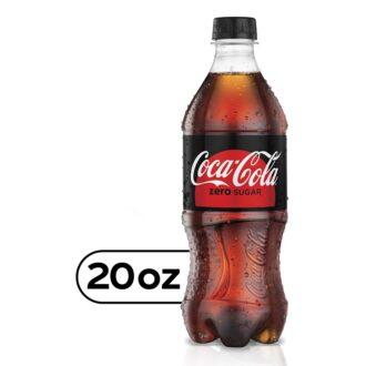 Coke Zero 20oz 24ct