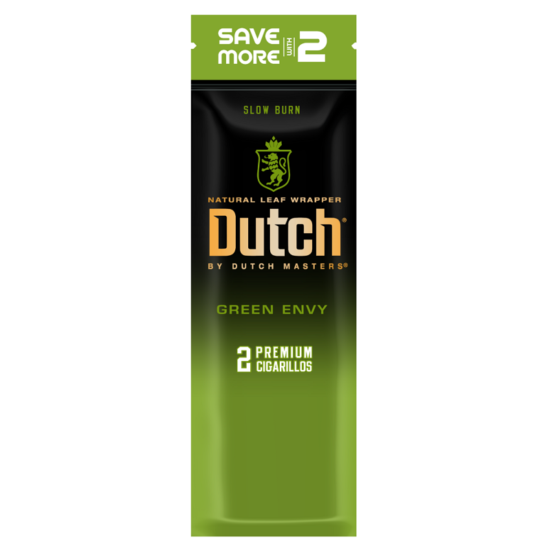Dutch Green Envy SO2 30ct
