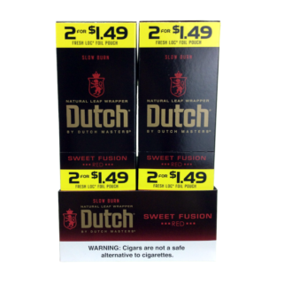 Dutch Java Fusion 2 For 1.49 30ct