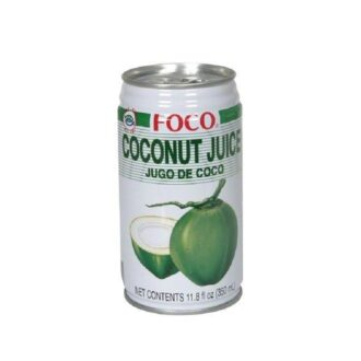 Foco Coconut Juice 12ct 11.8oz