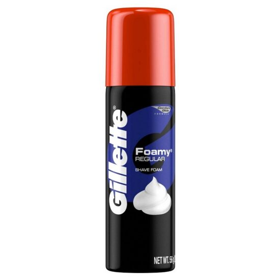 Gillette Foamy Regular 2oz
