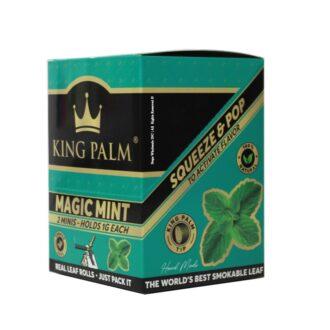 King Palm Magic Mint Mini 20/2Pk