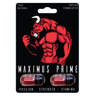 Maximus Prime Male Enhancement Pill 24ct