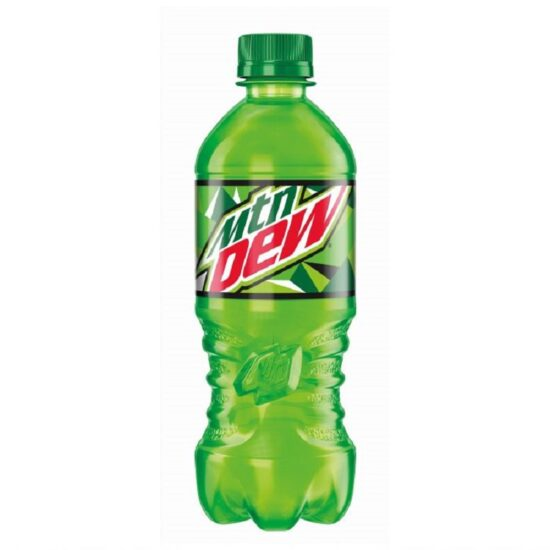 Mtn Dew 20oz 24ct