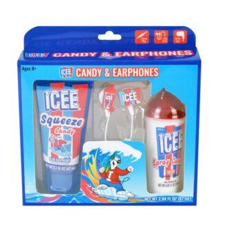 Ice Candy & Earphones 6ct