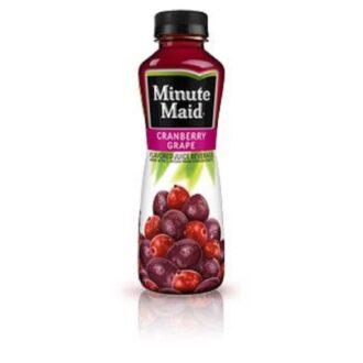Minute Maid Cranberry 12oz 24ct