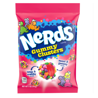 Nerds Gummie Clusters 5.0oz 12ct