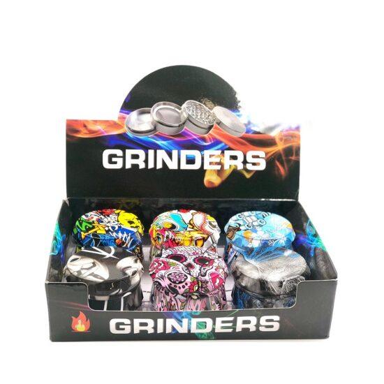 RMD-H26 Grinder 6ct