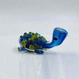 """3"""" Turtle Hand Pipe"""