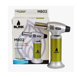 Blink Torch Lighter MB02 – Light Green
