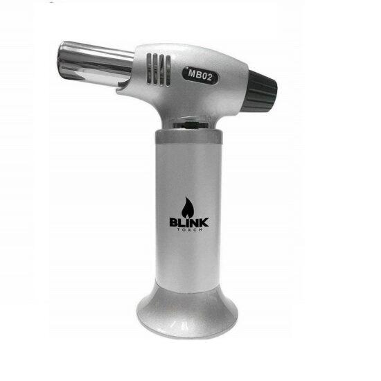 Blink Torch Lighter MB02- Silver