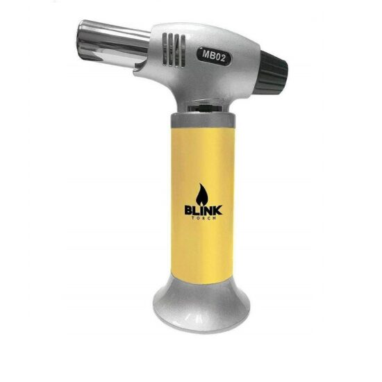 Blink Torch Lighter MB02 – Yellow