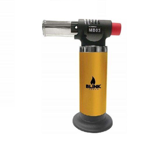 Blink Torch Lighter MB03 – Yellow