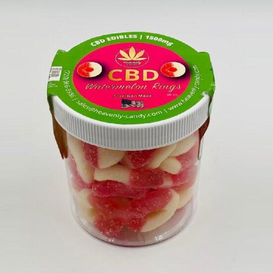 HC Watermelon Rings CBD 1500mg