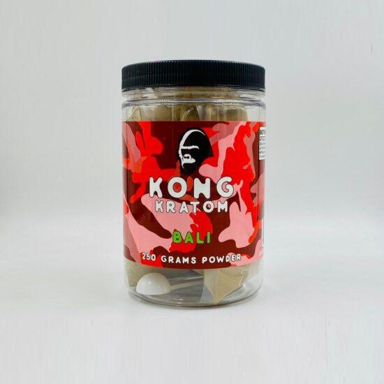 Kong Bali Kratom 250 Grams Powder