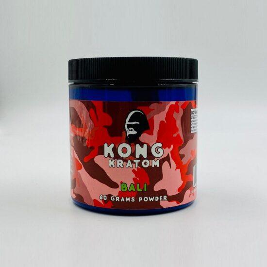 Kong Bali Kratom 60 Grams Powder