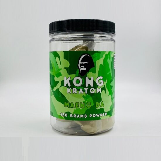 Kong Maeng Da Kratom 250 Grams Powder