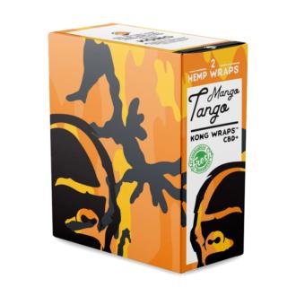 Kong Mango Tango CBD Wraps
