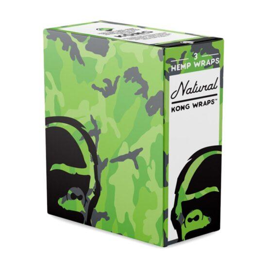 Kong Natural CBD Wraps