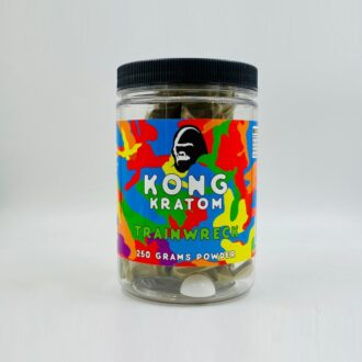 Kong Trainwreck 250 Grams Powder