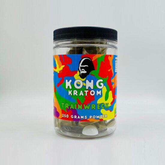 Kong Trainwreck 250 Grams Powder