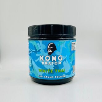 Kong White Thai Kratom 500 Grams Powder