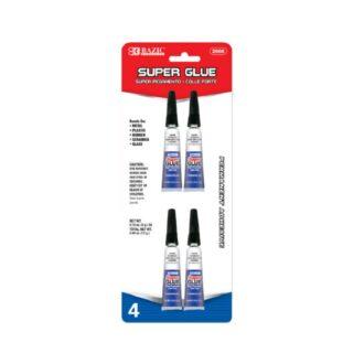 Bazic Super Glue 4ct