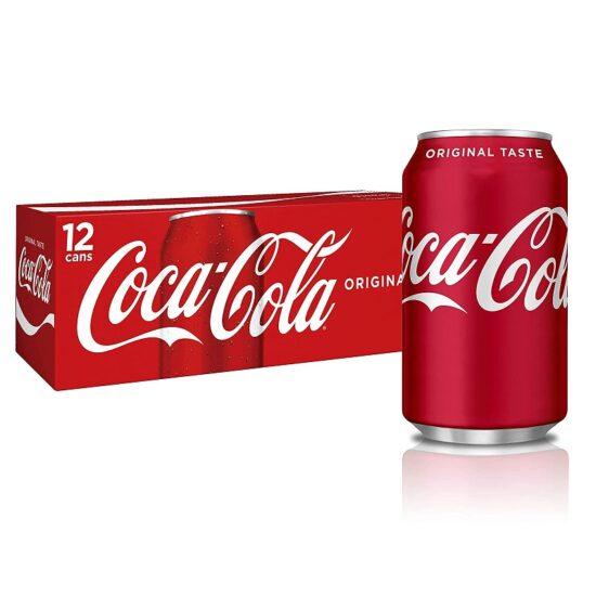 Coca-Cola Soda Pop Classic