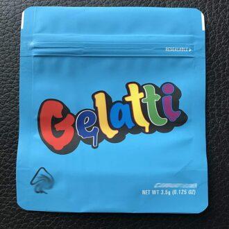 Cookies-Bag 002 8X12cm 3.5 Grams 1/8oz 50ct