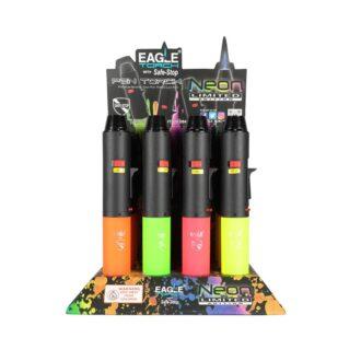 Eagle Neon Pen Torch 12 Pcs