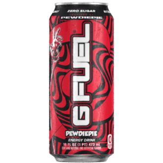 Gfuel Pewdiepie Energy Drink 12X16 Fl Oz