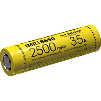 IMR 18650 2500mah 3.7V Vape Battery