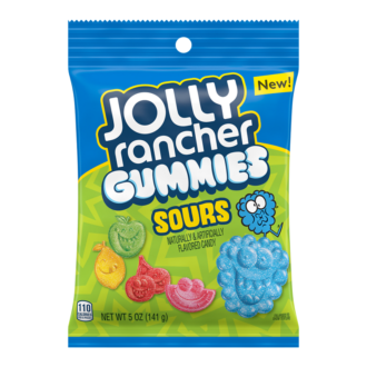 Jolly Ranchers Sour Gummies 5oz